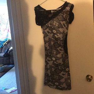 Material dress